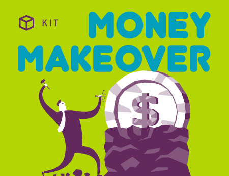 Money Makeover Kit // Green