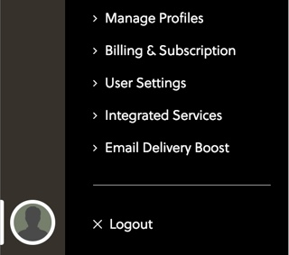 Manage Profiles